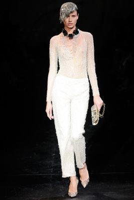 Armani Prive Haute Couture F/W 09.10 - Phenelope