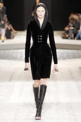 Givenchy Haute Couture F/W 09.10 - Antonella Graef