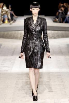 Givenchy Haute Couture F/W 09.10 - Ranya Mordanova