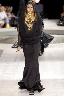 Givenchy Haute Couture F/W 09.10 - Ana Carolina Reis