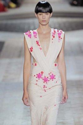 Givenchy Haute Couture F/W 09.10 - Iris Strubegger
