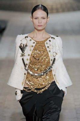 Givenchy Haute Couture F/W 09.10 - Natasha Poly