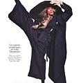 Vogue Paris August 2009 - Dree Hemingway