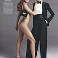 Vogue Paris August 2009 - Eniko Mihalik & Iris Strubegger