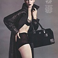 Vogue Paris August 2009 - Iris Strubegger