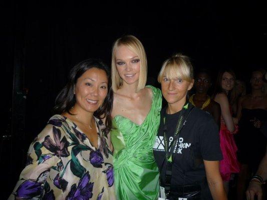 Oslo Fashion Week S/S'10 - Siri Tollerod, Linda Wickmann and Hilde Reljin