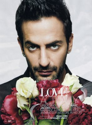US Elle September 2009 - Marc Jacobs