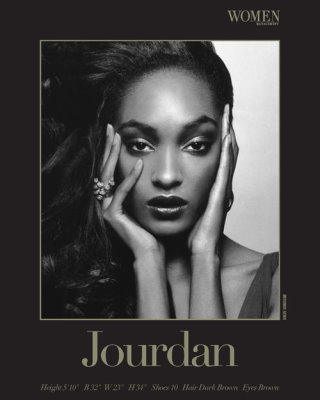 Show Packages-NY SS 10: Women - Jourdan Dunn