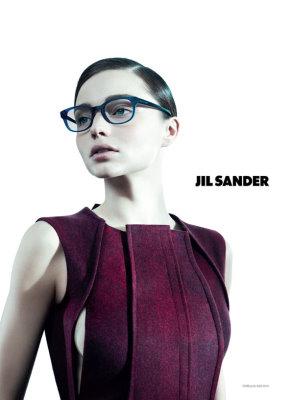 Jil Sander F/W 2010:Miranda Kerr