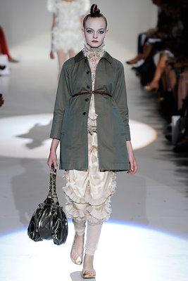 Marc Jacobs S/S 2010 - Nimue Smit