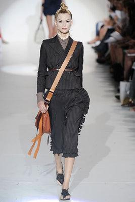 Marc Jacobs S/S 2010 - Kasia Struss