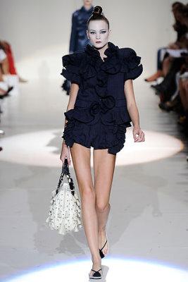Marc Jacobs S/S 2010 - Irina Kulikova