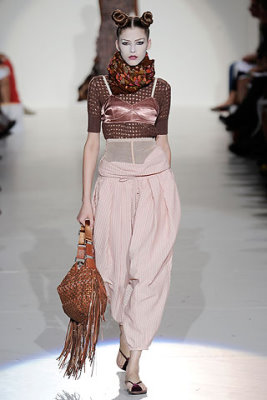 Marc Jacobs S/S 2010 - Yulia Kharlaponova