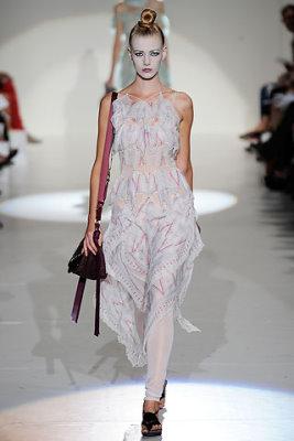 Marc Jacobs S/S 2010 - Alyona Osmanova