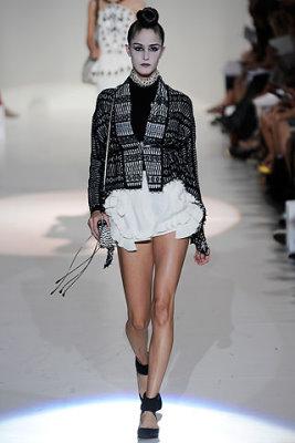 Marc Jacobs S/S 2010 - Amanda Laine
