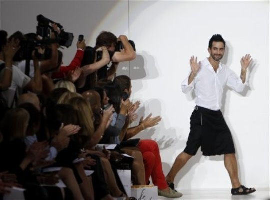 Marc Jacobs S/S 2010