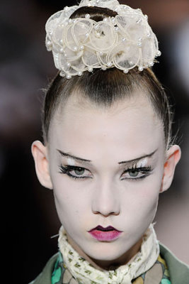 Marc Jacobs S/S 2010 - Karlie Kloss