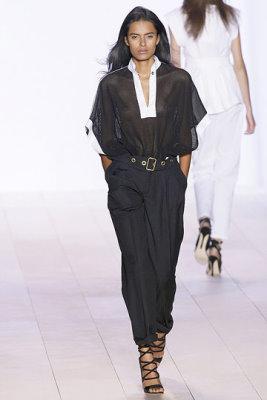 Tommy Hilfiger S/S 2010 - Lakshmi Menon