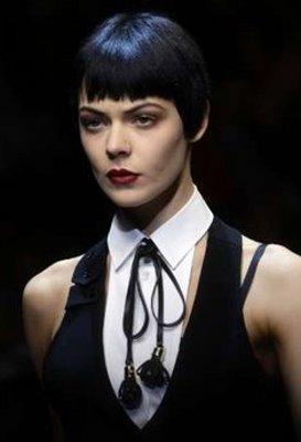 Dolce & Gabbana S/S 2010 - Kinga Rajazk