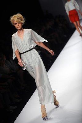 Fendi S/S 2010 - Jessica Stam