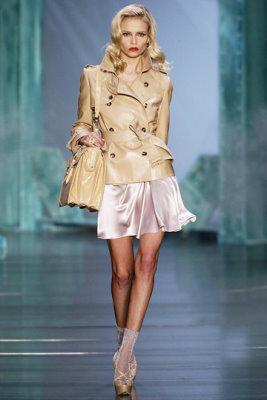 Christian Dior S/S 2010 - Natasah Poly