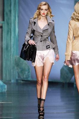 Christian Dior S/S 2010 - Caroline Trentini