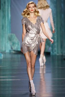 Christian Dior S/S 2010 - Kasia Struss