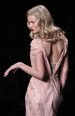 Christian Dior S/S 2010 - Toni Garrn