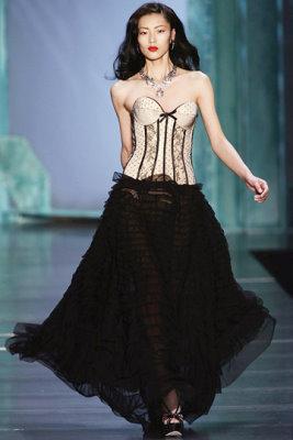 Christian Dior S/S 2010 - Liu Wen
