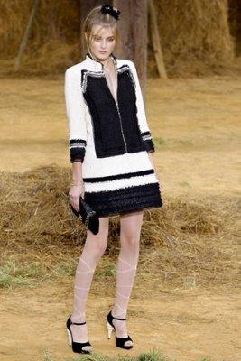 Chanel S/S 2010 - Kori Richardson