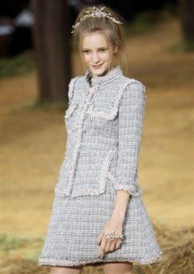 Chanel S/S 2010 - Dorothea Barth Jorgensen
