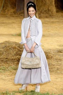 Chanel S/S 2010 - Liu Wen