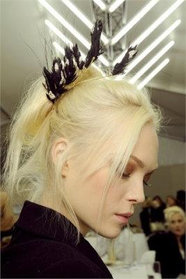 Chanel S/S 2010  - Siri Tollerod
