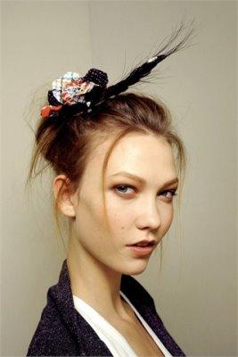Chanel S/S 2010  - Karlie Kloss