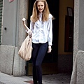 altamira: Models Off Duty - Frida Gustavsson