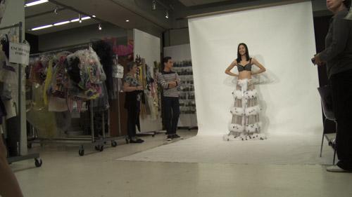 VSFS 2009 fitting - Liu Wen