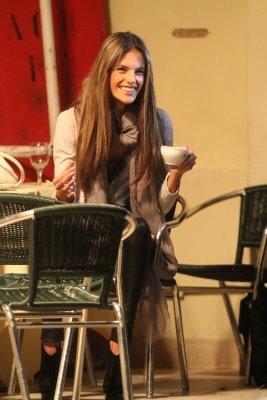 Filming VS Promo -  Alessandra Ambrosio
