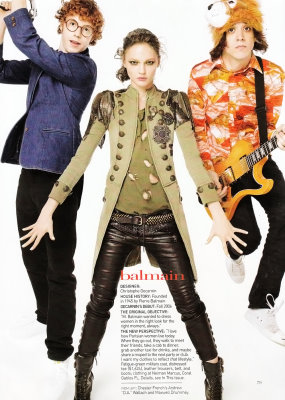 Vogue January 2010