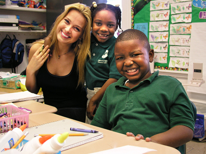 The Happy Hearts Fund : Petra Nemcova