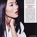 Vogue Spain April 2011 - Liu Wen