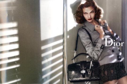 Dior S/S 2010 : Karlie Kloss