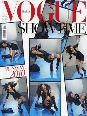 Vogue Italia January 2010