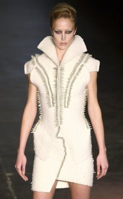 Animale FW 2010 - Raquel Zimmermann