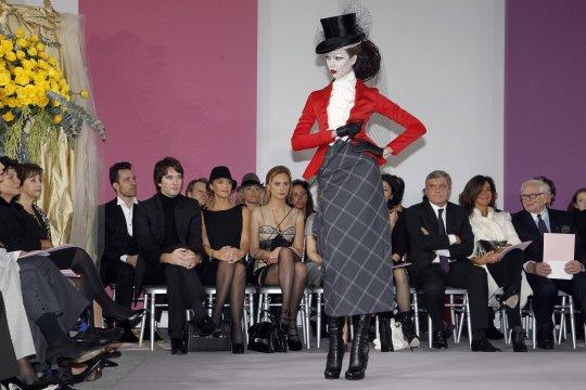 Christian Dior HC S/S 2010 - Karlie Kloss