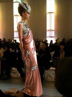 Chanel HC S/S 2010 - Frida Gustavsson