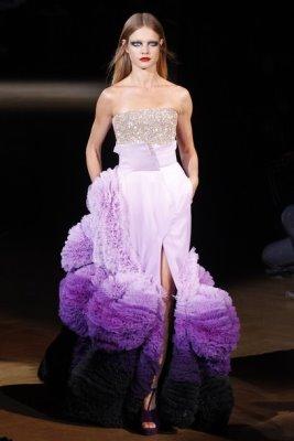 Givenchy Haute Couture S/S 2010 - Natalia Vodianova