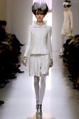 Chanel HC S/S 2010 - Freja Beha Erichsen