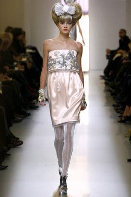 Chanel HC S/S 2010 - Lindsay Ellingson