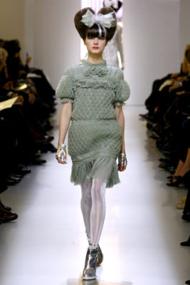 Chanel HC S/S 2010 - Anna de Rijk