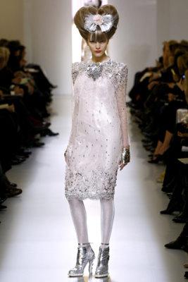 Chanel HC S/S 2010 - Dorothea Barth Jorgensen